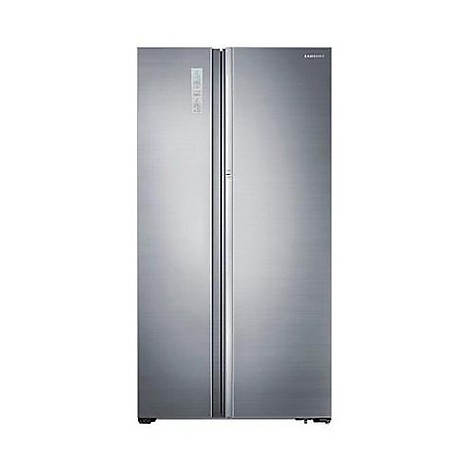 rh-60h8160sl samsung frigorifero side by side 609 lt inox classe a++ display