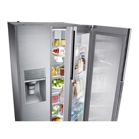RH60H8160SL Samsung frigorifero side by side 609 litri ...