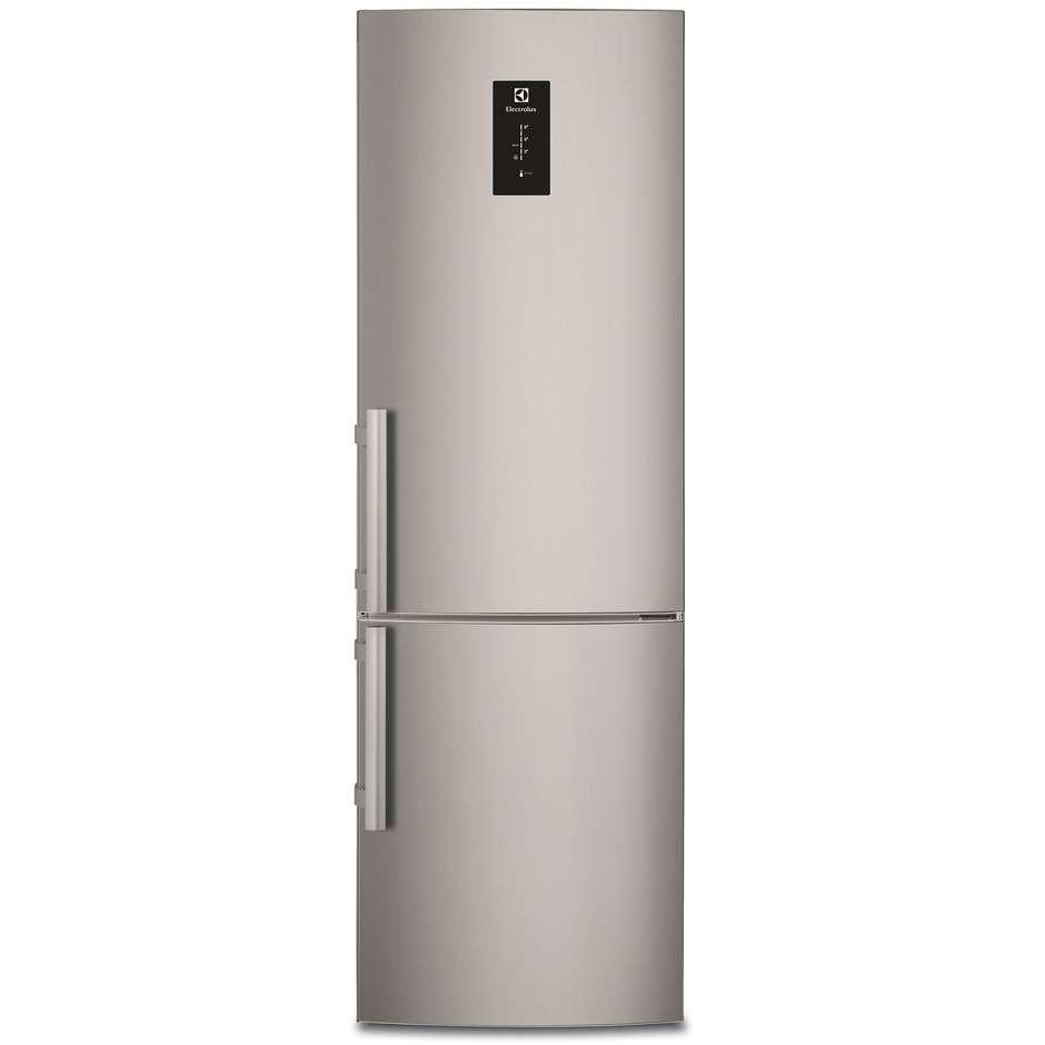 rn-3454nox electrolux frigorifero combinato classe a++ 60 cm ventilato inox