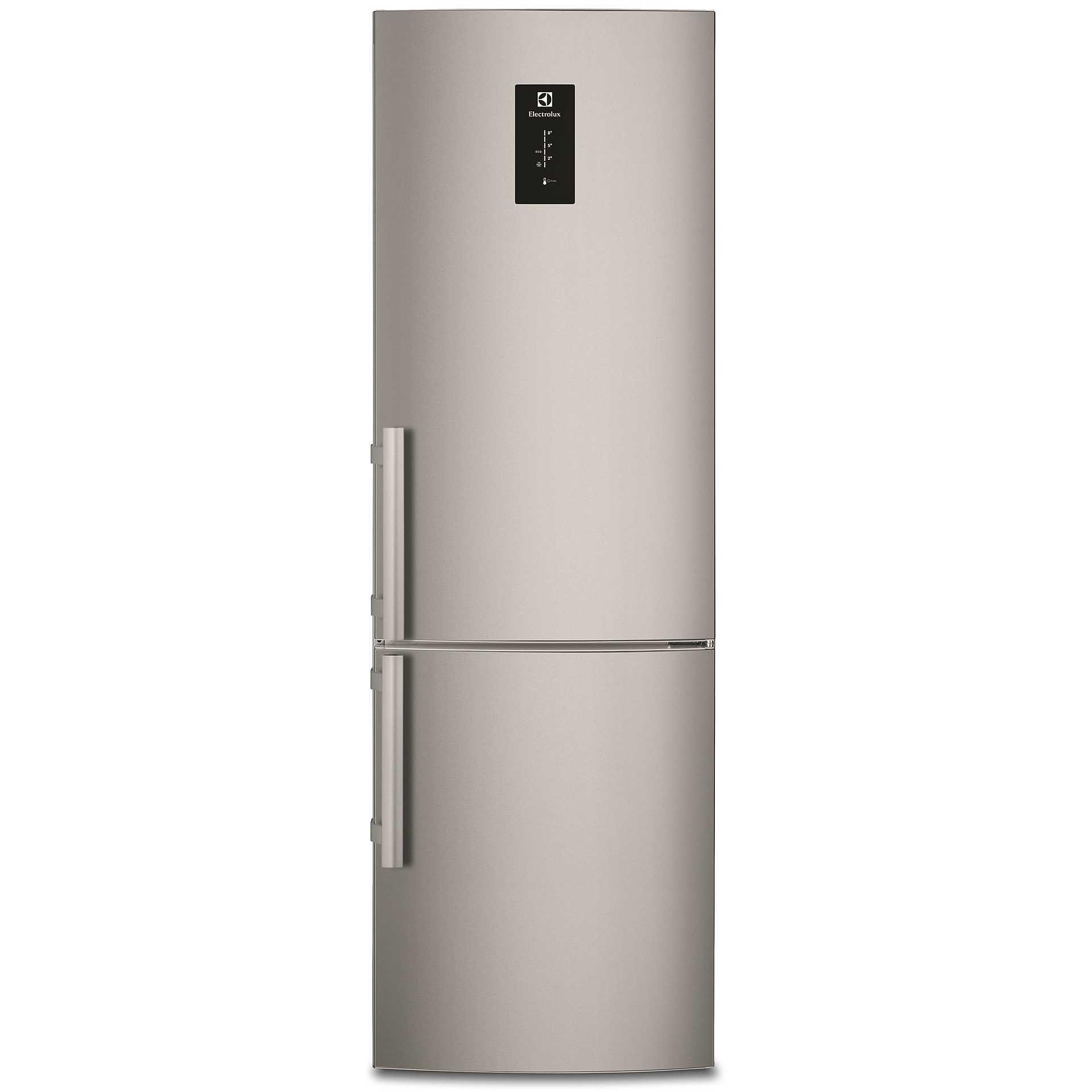 RN3454NOX Rex/Electrolux frigorifero combinato 318 litri classe A++ ...