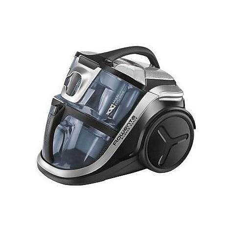 ro-8366ea rowenta aspirapolvere senza sacco 750 watt nero