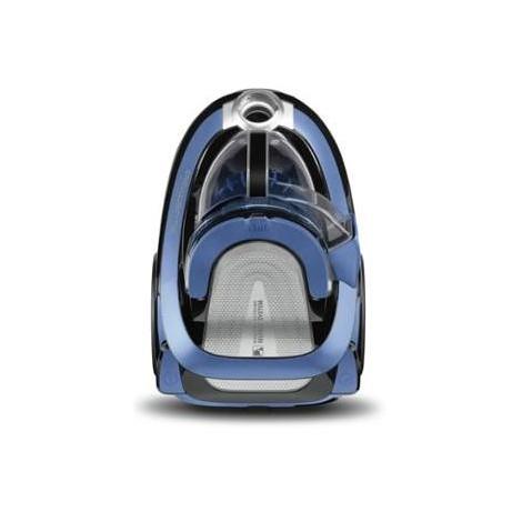 Rowenta RO7681EA Silence Force Cyclonic 4A aspirapolvere senza sacco 750 Watt classe A colore Nero e Blu