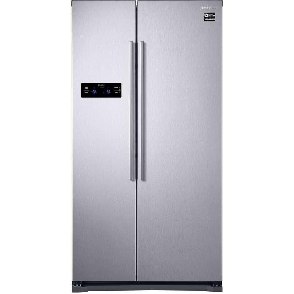 rs-57k4000s samsung frigorifero side by side 569lt classe a+ silver