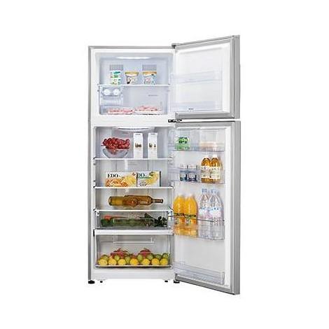 rt-533n4dc12 hisense frigorifero doppiaporta 442lt classa+ nofrost 2rip.vetr.displ.inox