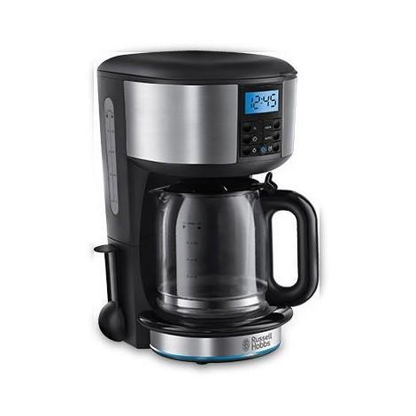 Russell Hobbs 20680-56 Buckingham macchina del caffè americano 10 tazze 1000 Watt inox satinato