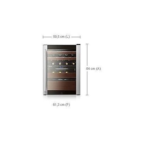 rw-52dass samsung frigorifero cantinetta 52 bottiglie 60 cm ...