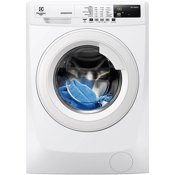 rwf-1484bw rex lavatrice carica frontale classe a+++ 8 kg 1400 giri