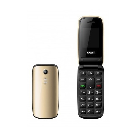 Saiet like st-mc10 gold cellulare