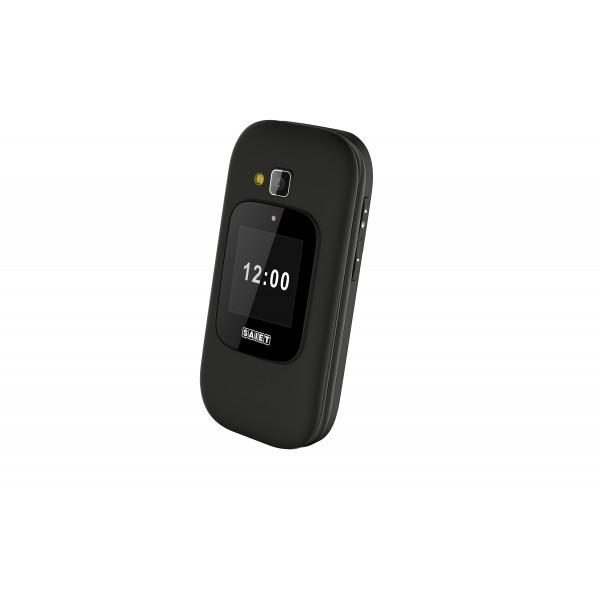 Saiet Unico Max grigio cellulare doppio display