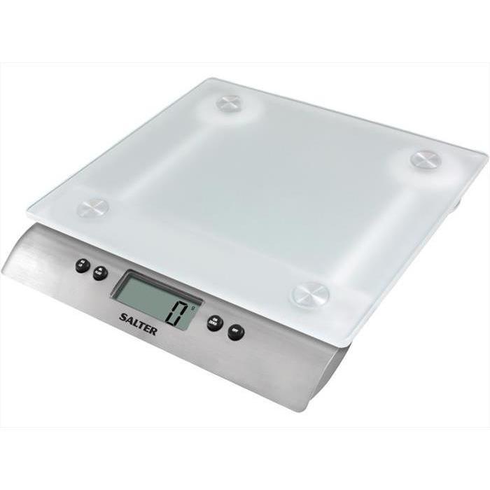 Salter 1242 whdr bilancia da cucina digitale - Silvercrest bilancia digitale da cucina ...