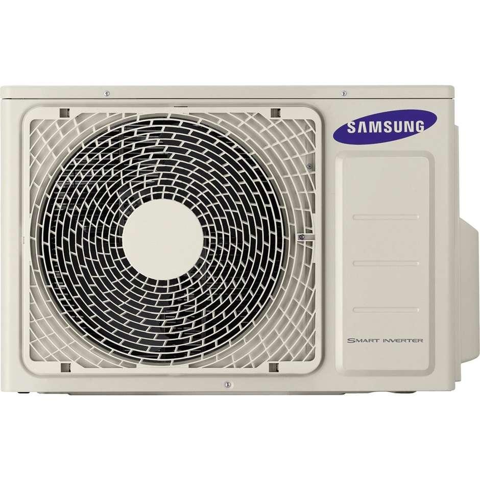 Samsung F-AR09MSR New Triangle kit condizionatore split + motore 9000 Btu Wifi classe A++/A