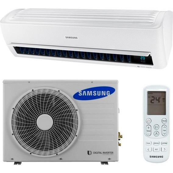 Samsung F-AR12NXD Wind Free kit condizionatore split + motore 12000 Btu Wifi classe A++/A+