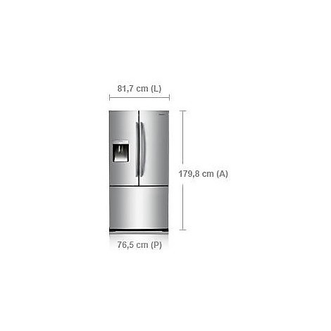 samsung frigo 3 porte rf67vbpn1 - Frigoriferi Combinati - ClickForShop