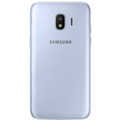 "Samsung Galaxy J2 2018 TIM Smartphone 5"" Dual Sim memoria 16 GB Fotocamera 8 MP Android colore Blu Silver"