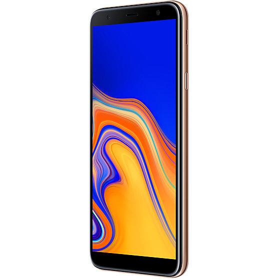 """Samsung Galaxy J4+ Smartphone 6"""" 32 GB Android colore Oro"""