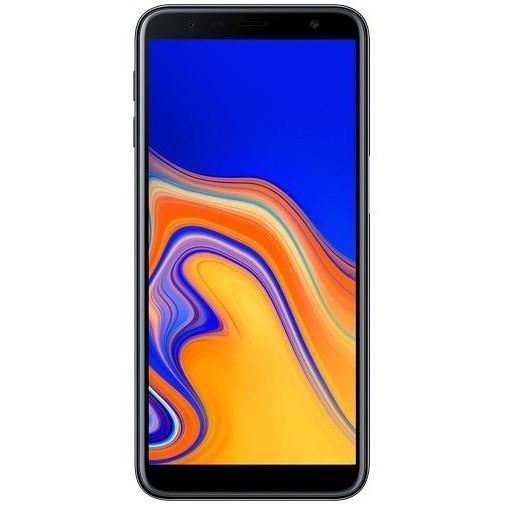 """Samsung Galaxy J4+ Smartphone Dual Sim 6"""" memoria 32 GB Fotocamera 13 MP Android colore Nero"""