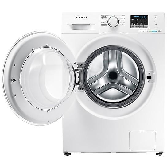 samsung lavatrice wf80f5e2w2w