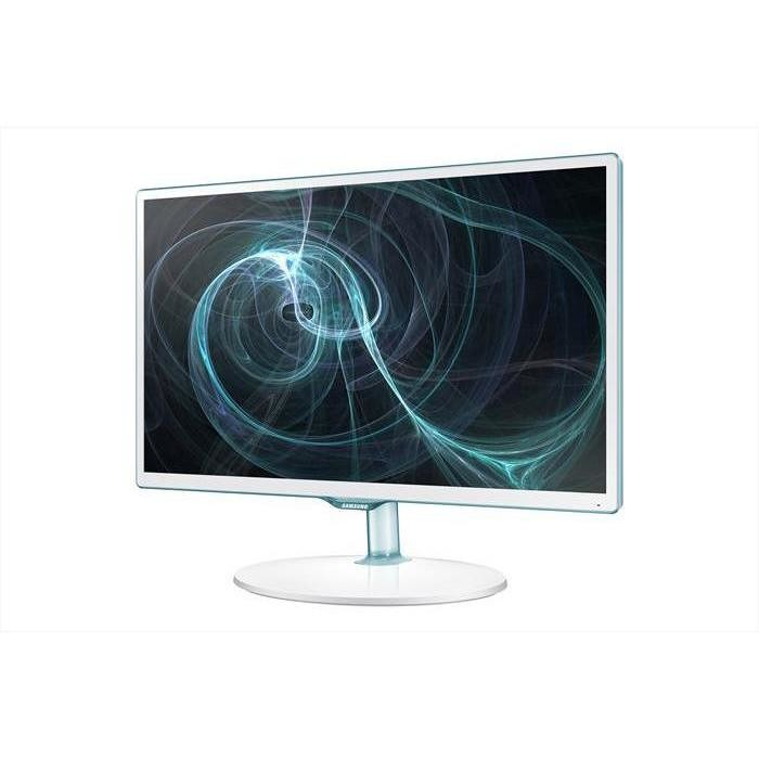 "Samsung LT24D391EI/EN Monitor Tv LED 24"" Full HD hotel mode classe A bianco"
