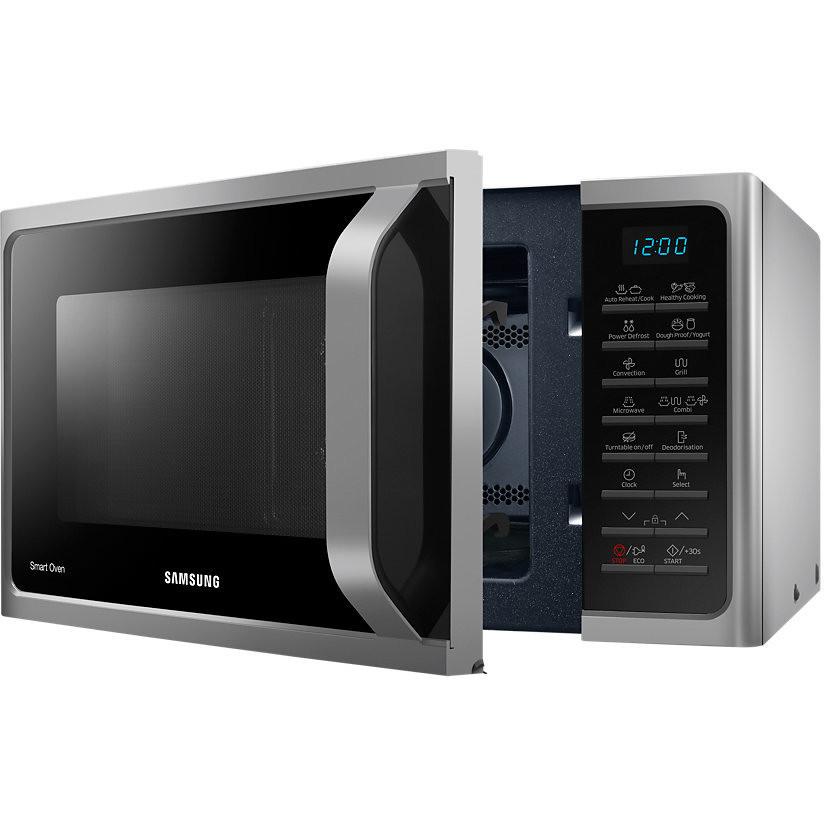 Samsung mc28h5015as forno a microonde con grill 28 litri - Forno con microonde ...