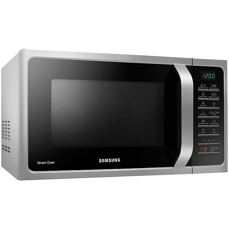 Samsung mc28h5015cs forno a microonde combinato 28 litri - Forno a microonde combinato ...