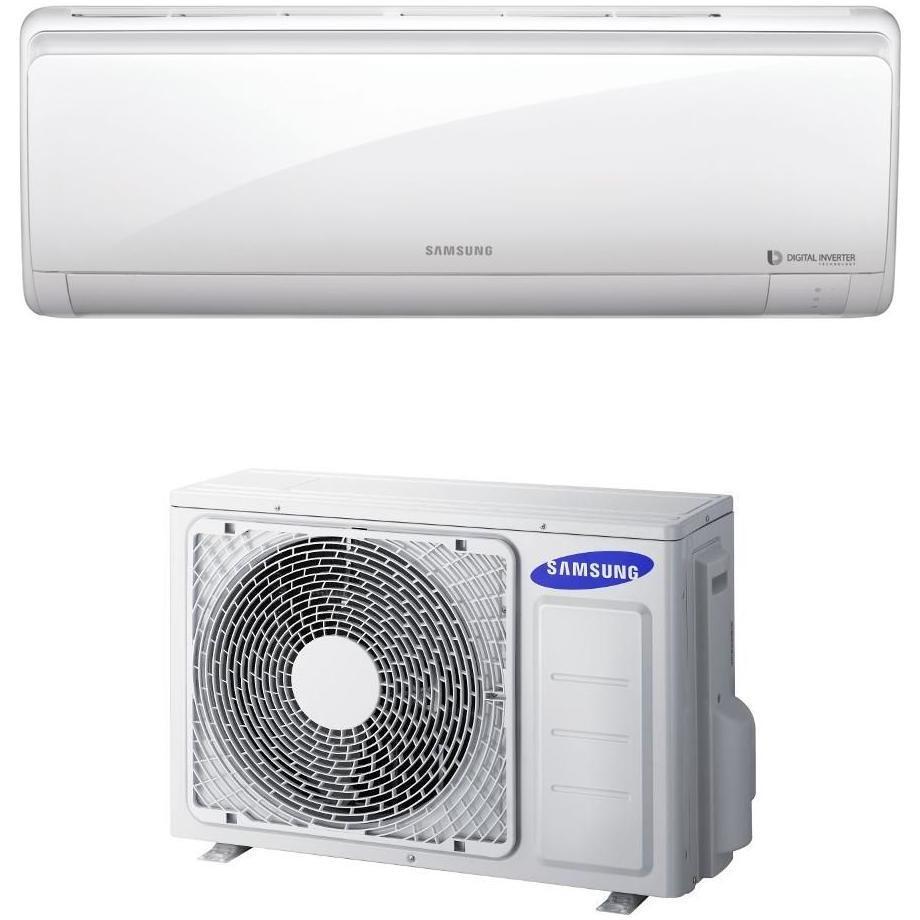 Samsung Quantum Maldives 9000 kit condizionatore split + motore 9000 Btu classe A++/A