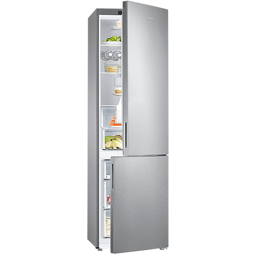 Samsung RB37J501MSA frigorifero combinato 353 litri classe A+++ NoFrost silver