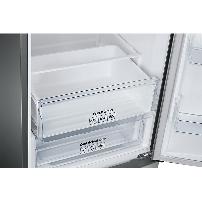 Samsung RB37J501MSA frigorifero combinato 353 litri classe A+++ ...