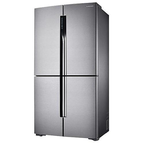 Samsung RF60J9021SR frigorifero side by side 4 porte 611 ...