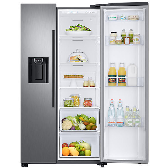 Samsung RS67N8210S9 frigorifero side by side 609 litri classe A+ No Frost Premium colore inox