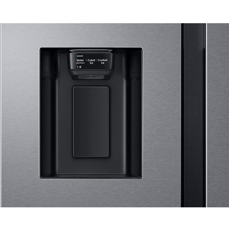 Samsung RS68N8242SL frigorifero side by side 617 litri classe A+++ No Frost Premium colore inox