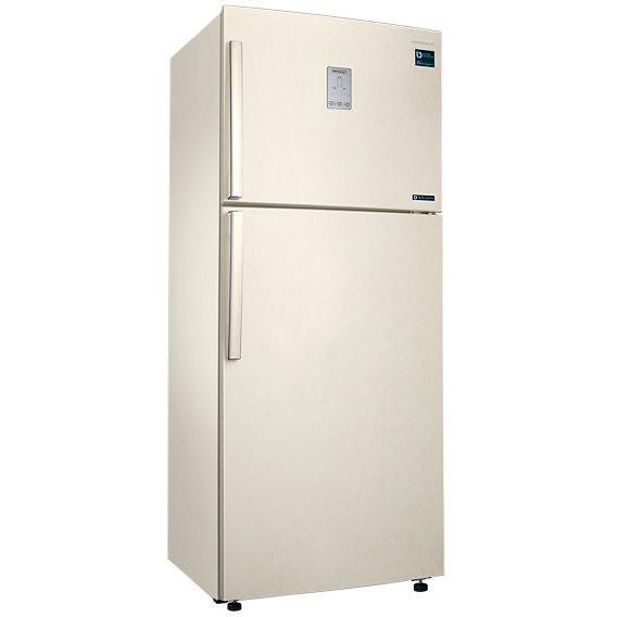 Samsung RT50K6335EF frigorifero doppia porta 500 litri classe A++ No Frost Premium sabbia