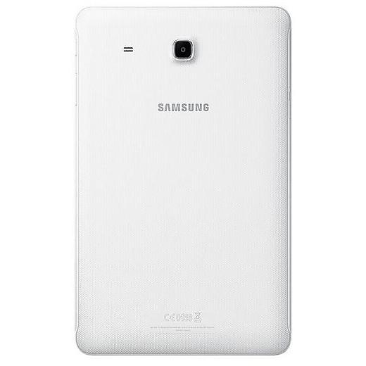 """Samsung SM-T560NZWAITV Galaxy Tab E Tablet 9,6"""" memoria 8 GB Ram 1,5 GB Wifi colore Bianco"""