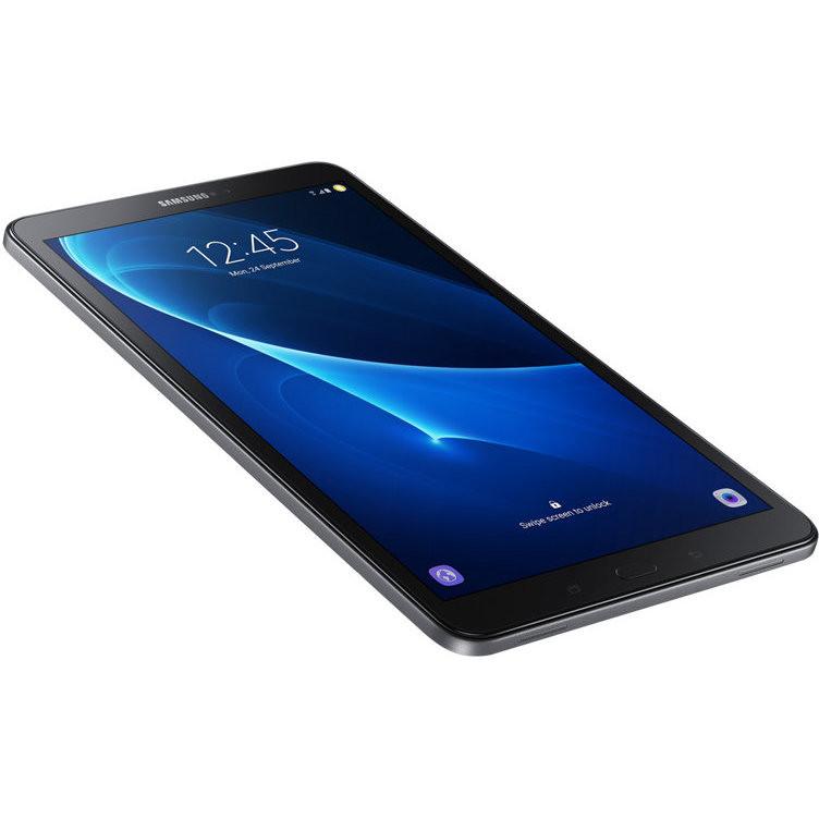 """Samsung SM-T580NZAEITV Galaxy TAB A Tablet WiFi 10.1"""" Memoria 32 GB Colore Grigio"""