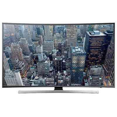 SAMSUNG SAMSUNG UE-65JU7500 Tv 65'' Led Ultra HD 4K 3D Curvo Smart TV 1000Hz Wi-Fi 2x DVB-T2 / S2
