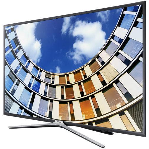 """Samsung UE32M5520AKXZT Tv LED 32"""" Full HD Smart Tv Wi-fi classe A colore nero e argento"""