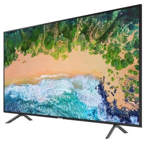 "Samsung UE49NU7170UXZT Tv LED 49"" 4K Ultra HD  HDR 10+ Smart Tv Wifi classe A"