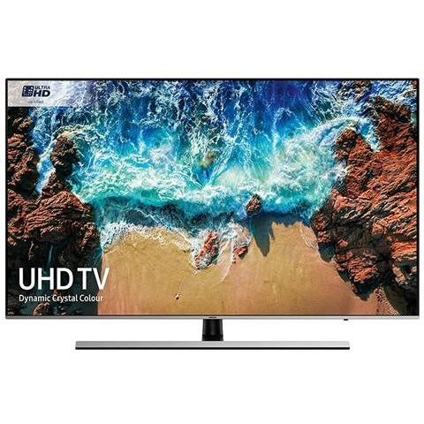 "Samsung UE49NU8000 Serie 8 Tv Led 49"" Ultra HD 4K Smart Tv Classe A Colore Nero"