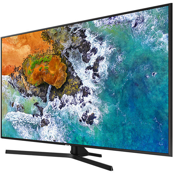 "Samsung UE50NU7400UXZT Tv LED 50"" 4K Ultra HD HDR 10+ Smart Tv Wifi classe A colore nero"