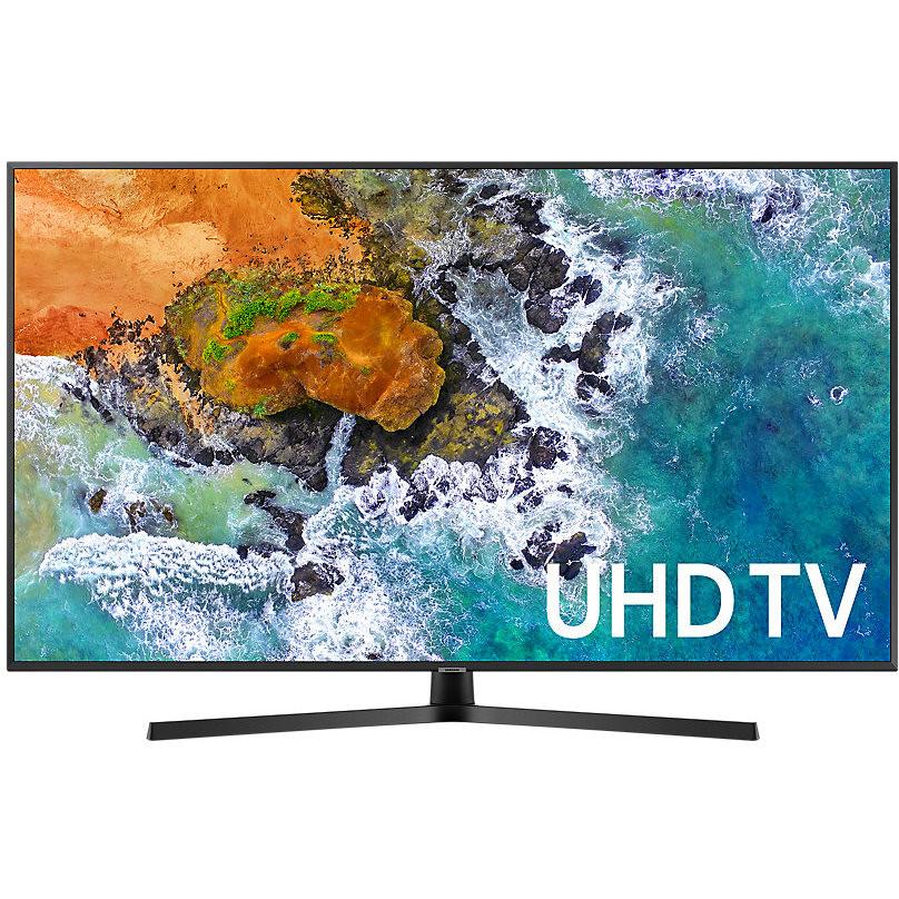"Samsung UE55NU7400UXZT Tv LED 55"" 4K Ultra HD HDR 10+ Smart Tv Wifi classe A colore nero"