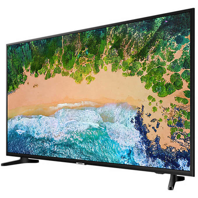 "Samsung UE65NU7090UXZT TV Led 65"" 4K Ultra HD Smart TV Classe A+ Wifi colore Nero"