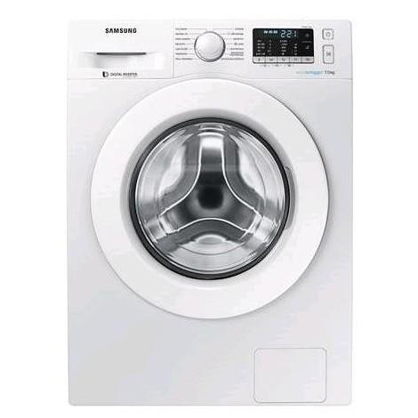 Samsung WW70J5255MW lavatrice carica frontale 7 Kg 1200 giri classe A+++ Colore bianco