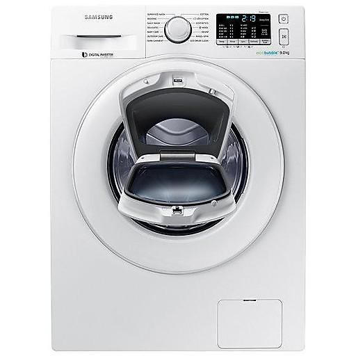 Samsung WW90K5410WW lavatrice carica frontale 9 Kg 1400 giri classe A+++ colore bianco