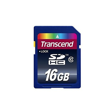 Scheda memoria 16 GB sdhc(class 10)