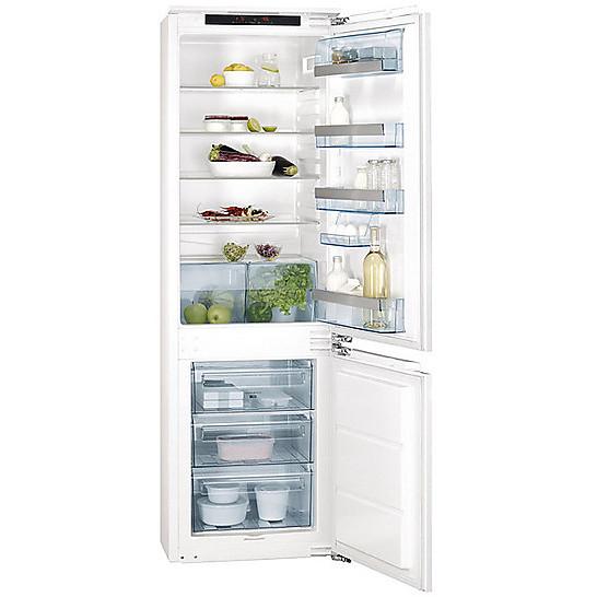 scs-91800f0 aeg frigorifero da incasso classe a+++ 280 litri cool ...