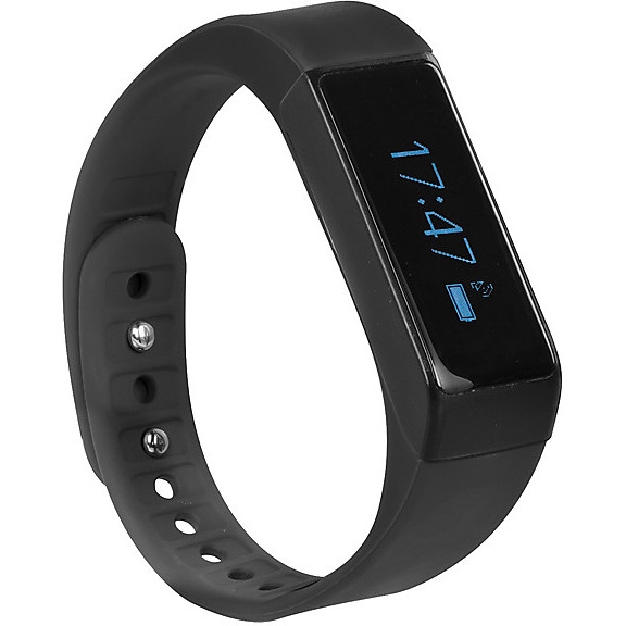 sf-200 trevi smart fitness band nero