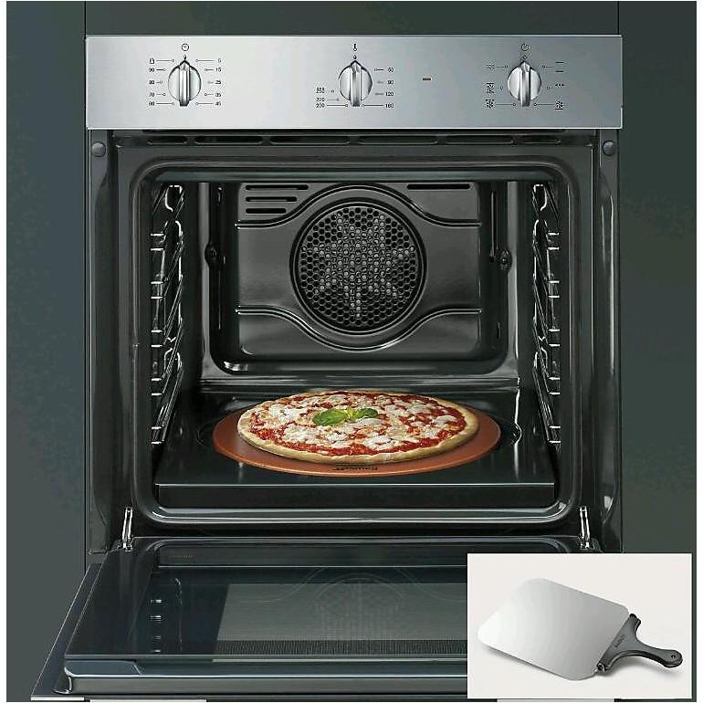 Sf 565xpz smeg forno da incasso pizza elettrico classe a forni da incasso forni da incasso - Forno da incasso elettrico ...