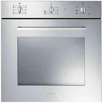 SF485XPZ Smeg forno elettrico da incasso classe A 65 litri ...