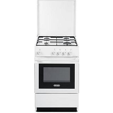 DE LONGHI sgw-554 gb delonghi cucina 4 fuochi gas forno a gas