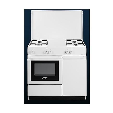 sgw-854 delonghi cucina 4 fuochi a gas - cucine 4 fuochi ... - Delonghi Cucine A Gas