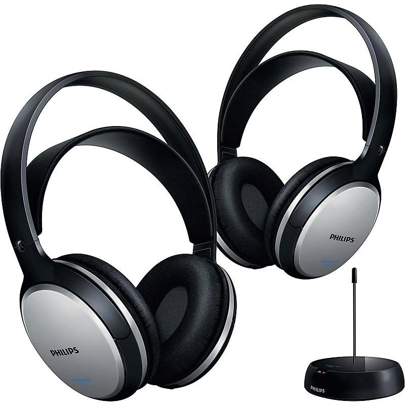 shc-5102 philips cuffia senza fili doppia - Audio e Hi-Fi cuffie e ... 47db3ea8ecf1